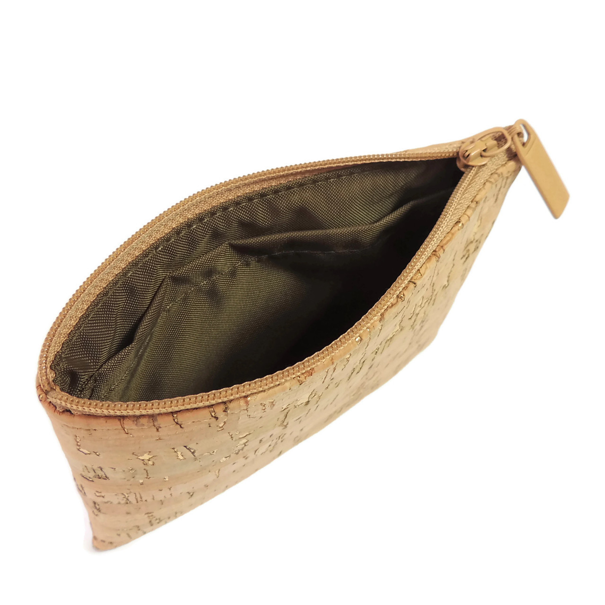 All-Purpose Pouch in Natural Cork
