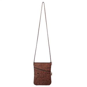 Cork Social Bag in Cork Dash Brown