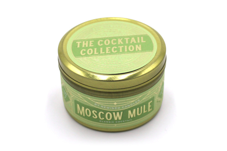 Moscule Mule Travel Candle- 100% Soy Wax