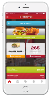Sheetz Mobile App