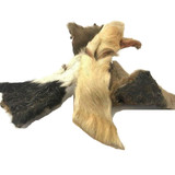 Beef skin with hair 100g