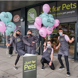 Just for Pets pledges to Support Small and Innovative Pet Businesses