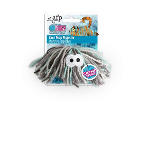 All For Paws Knotty Yarn Mop MonsterAll For Paws Knotty Yarn Mop Monster