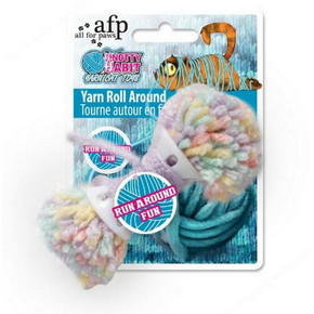 All For Paws Knotty Yarn Roll AroundAll For Paws Knotty Yarn Roll Around