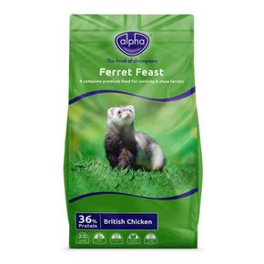 Alpha Ferret Food 2.5Kg