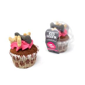 Bb Pink Iced Choc Cupcake