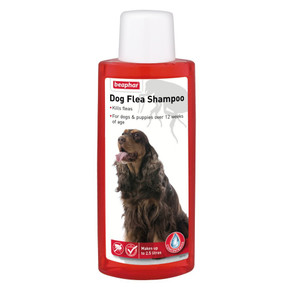 Bea Dog Flea Shampoo 250Ml