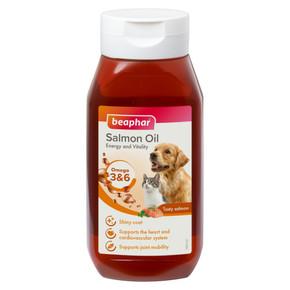 Bea Salmon Oil 425Ml