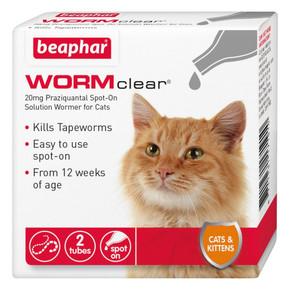 Bea Wormclear Cat Spoton 2