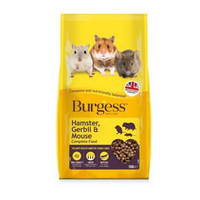 Burgess Ham Gerbil Mouse750GBurgess Ham Gerbil Mouse750G
