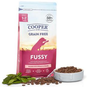 Cooper & Co Fussy SalmonCooper & Co Fussy Salmon