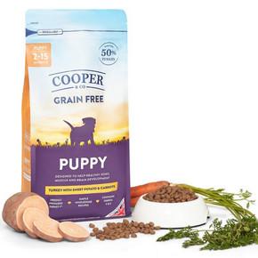 Cooper & Co Puppy TurkeyCooper & Co Puppy Turkey
