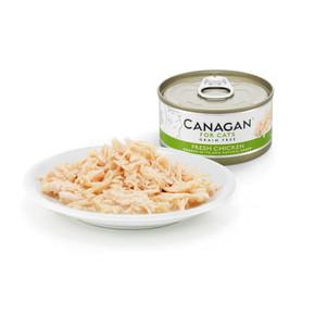 Canagan Cat Chicken 75G