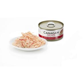 Canagan Cat Chicken & Beef 75G