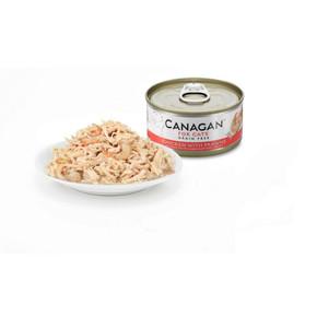 Canagan Cat Chicken & Prawn 75G
