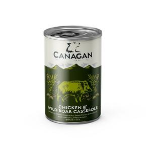 Canagan Dog Chicken & Boar 400G