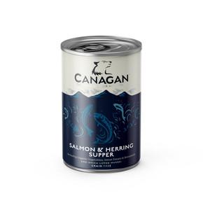 Canagan Dog Salmon & Herring 400G