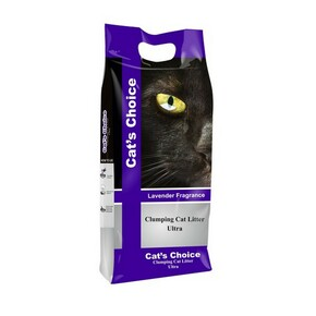 Cats Choice Cat Litter with Lavender FragranceCats Choice Cat Litter with Lavender Fragrance