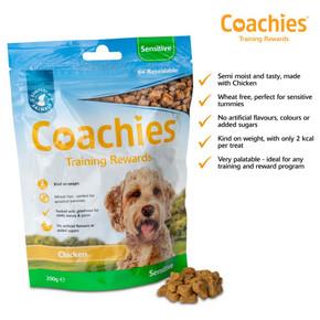 Coa Coachies Natural 200G