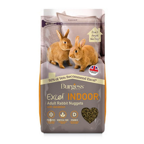 Excel Indoor Rabbit 1.5KgExcel Indoor Rabbit 1.5Kg