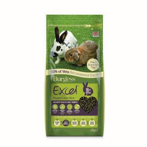 Excel Rabbit Adult 4KgExcel Rabbit Adult 4Kg