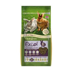 Excel Rabbit Light 2KgExcel Rabbit Light 2Kg