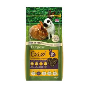 Excel Rabbit Oregano 2KgExcel Rabbit Oregano 2Kg