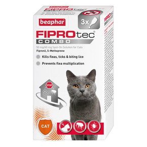 Fiprotec Combo Cat 3Pip