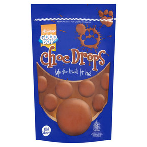 Goodboy Chocolate Drops 250Gm