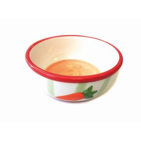 H/Pet Carrot Stripe S/A Bowl