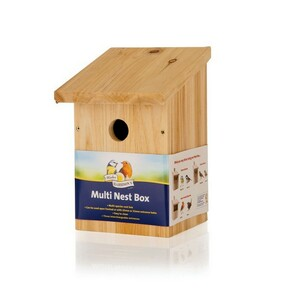 H/Sons Wood Nestbox MultiH/Sons Wood Nestbox Multi