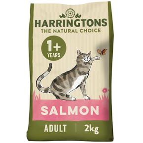 Harringtons Complete Cat  Salmon