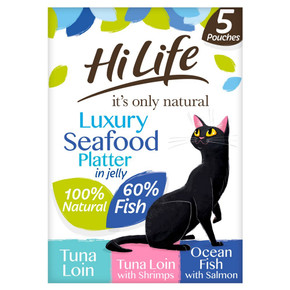 Hilife Lux Seafood Mpk 5X50G