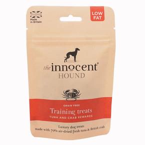 The Innocent Hound Training Treats Crab & Tuna