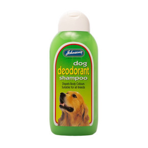 Johns Deodorant S/Poo 400Ml