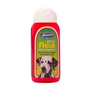 Johns Dogflea Shampoo 200Ml