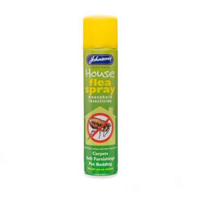 Johns House Flea Spray 400Ml