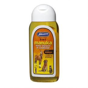 Johnsons Manuka Shampoo 200Ml