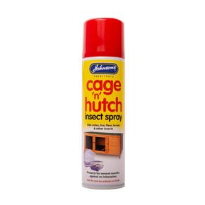 Johnsons S/A Cage/Hutch Spray