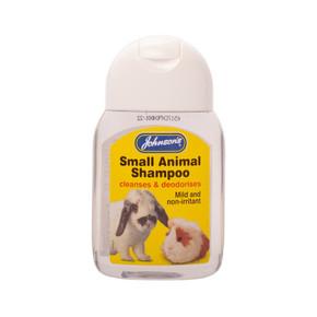 Johns Sml Animal S/Poo 125Ml