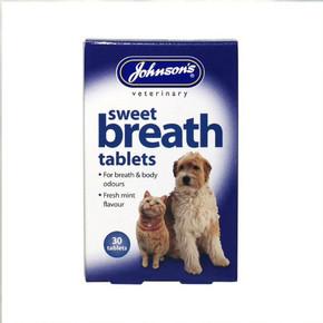 Johns Sweet Breath 30 Tabs