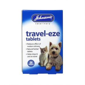 Johns Travel Eze Tablets