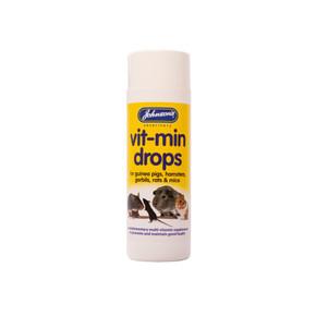 Johnsons Vitamin Drops-Hamster