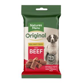 Natures Menu Dog Treats Beef