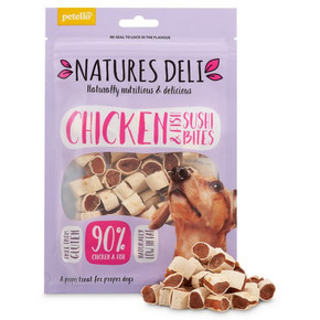 Natures Deli Chicken and Fish SushiNatures Deli Chicken and Fish Sushi