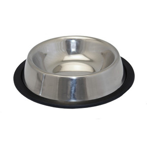 Rosewood Non Slip Stainless Steel Dog Bowl