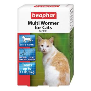 Sherleys Multiwormer Cat 12T