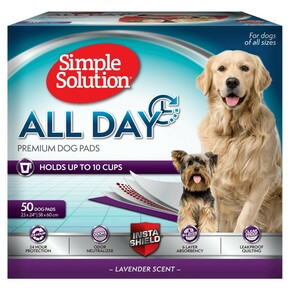 Simple Solution All Day Premium Pads 50Pk