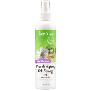 TropiClean Kiwi Blossom Deodorizing Spray 236ml