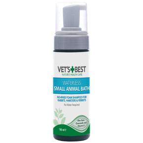 Vets Best Sa Waterless S/Poo